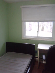 Bedroom available now – all inclusive $500 per month