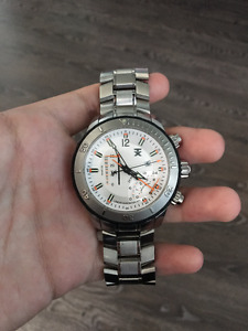 Stainless TX Watch
