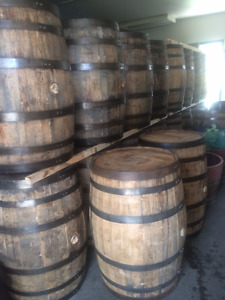 LOOK >>> JUST IN FROM KENTUCKY BOURBON WHISKEY BARRELS