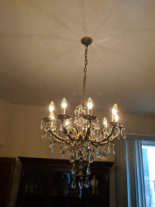 Beautiful Crystal Chandeliers for Sale