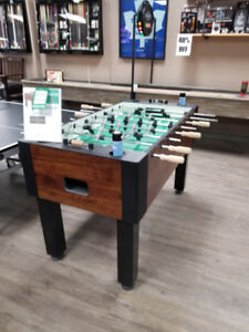 **Foosball Table**ON SALE!!!