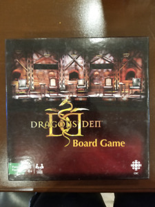 Dragons' Den Board Game