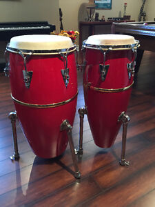 Paire de Congas Cosmic Percussion presented by LP