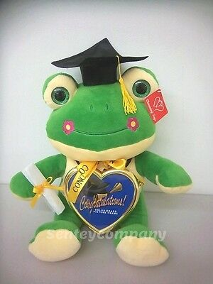 Graduation Gift Cute Frog w/ Cap Outfit 13