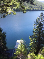 Hurry! Sproat Lake Waterfront Home 1 Week August 24th-August 31