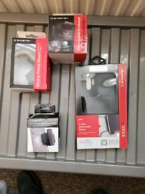 Samsung Galaxy note 10+ Ghostek case set.