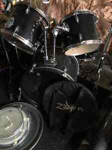 Five Piece Drum Set Kitchener / Waterloo Kitchener Area image 4