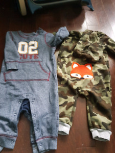 12 to 18 month boy clothing lot