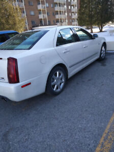 CADILLAC STS SPORT  LOW MILLEAGE  2007  AUTOMATIC .
