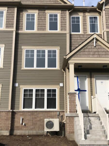 Brand New Modern 3-Bedroom Townhouse For Rent In North Oshawa