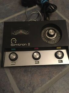 OMEGA SIMTRON II Cambridge Kitchener Area image 1