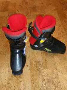 Children Downhill Ski Boots - Head (size 1-2)