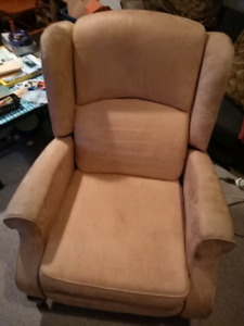 Reclining chair good condition
