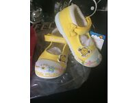 Little Miss Toddler Shoes brand new