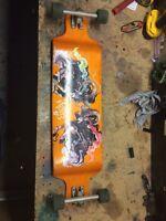 Landyatchz / longboard