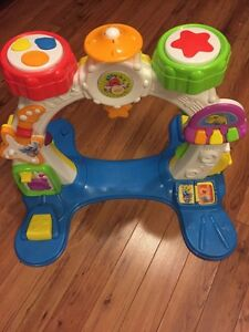 Playskool Drum Set