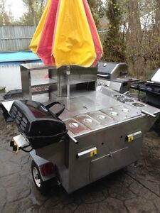 Hot Dog Cart For Sale