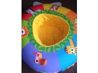 Chad valley baby play nest like new