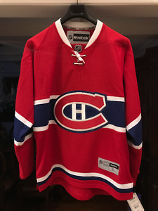 Signed Montreal Canadiens PK Subban Jersey