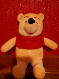 Winnie the Pooh teddy
