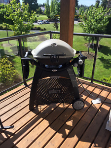 Weber Q 3200 NG BBQ For Sale - Excellent Condition
