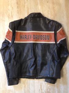 Harley Davidson Leather Jacket - Ladies