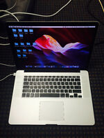 macbook pro 15 Inch (mid-2010) for sale