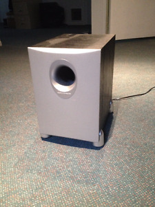 Subwoofer Reference Audio