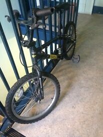 Eagle BMX bike