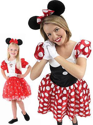 MINNIE MAUS für MAMA oder MÄDCHEN KOSTÜM % SONDERPREIS % Disneyland MICKEY MAUS - Minnie Mickey Kostüm