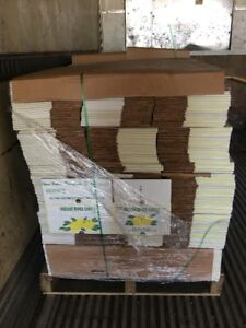 Cardboard Boxes - Telescopic Corrugated Boxes - almost 750 Boxes