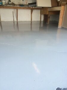 Epoxy Floor Coating  Kitchener / Waterloo Kitchener Area image 3