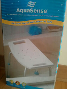 Adjustable Bath Seat - AquaSense