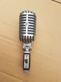 Shure sm55 super vocal mic
