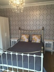 Beautifully designed double room with parking