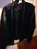 Leather jacket 55$