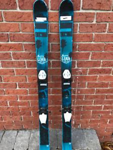 Ski Line twin tip