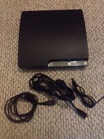 PS3 slim, 3 controllers, HDMI