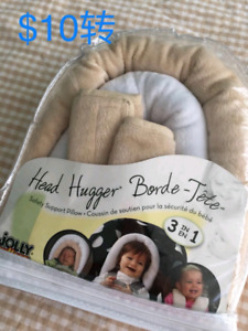 Jolly car seat support pillow