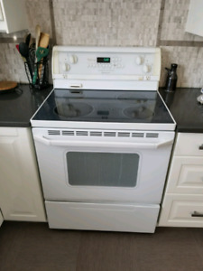 Whirlpool gold electric range