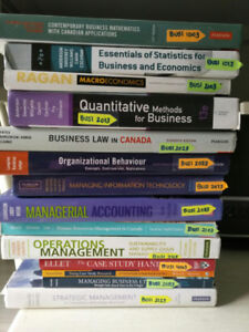 Books for Sale BBA
