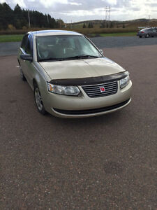 2005 Saturn ION Gold Sedan