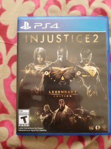Injustice 2 legendary edition for sale