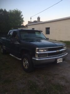 Chevy k1500 1998 for sell