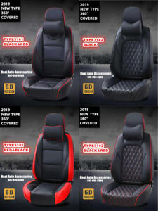 ALL NEW 2019 FULLY COVERED BEST QUALITY LEATHER CAR SEAT COVER