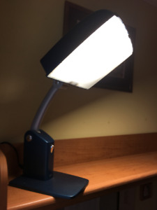 Day-Light Sky Bright Light Therapy Lamp (Carex); NEW with manual