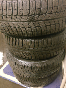 Michelin 205 60 16 wintre 3 x-ice