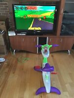 Fisher Price Smart Cycle- interactive learning game  ages 3-6