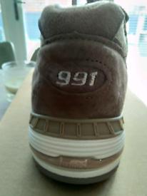Bnib new balance 911 size 6 unisex trainers