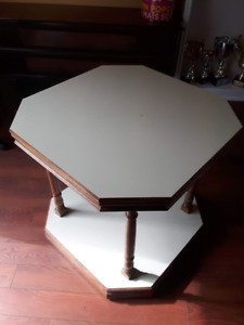 Table for TV or Plants